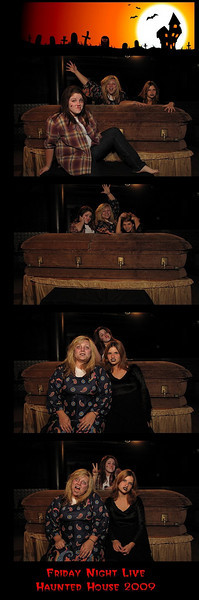 Friday Night Live Haunted House