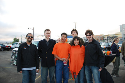 Left to right: Amol, Paxton, Henry, Eric, Sanny, and Brian