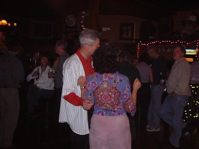2006-11-5 Ed Allard's  Re- Location Party 00030