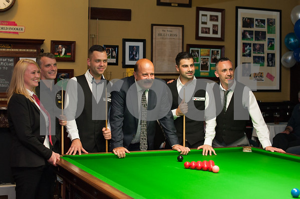 Faversham Snooker Club
