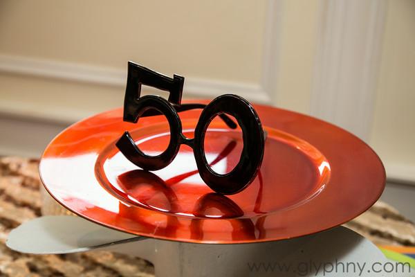 Felipe's 50th Birthday party