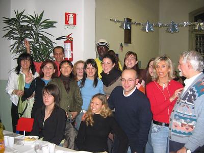 Fiesta de Navidad en la Escuela - diciembre2005