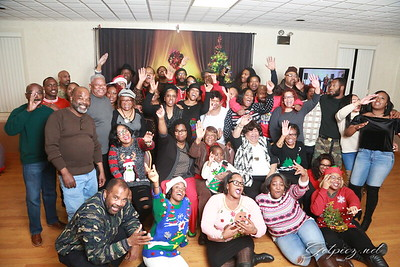 Fleming Family  Christmas Party Dec 17 2016