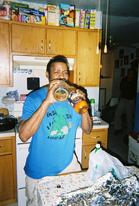 20070221 Super Bowl XLI Party, Bears vs Colt