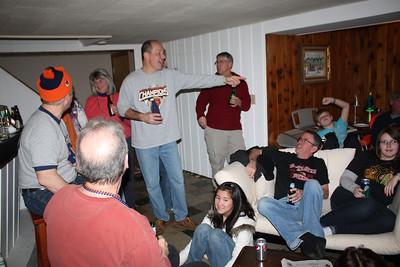 20100116 Wozniak Chili Party-Bears Playoff 015