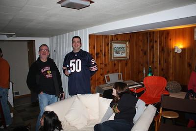 20100116 Wozniak Chili Party-Bears Playoff 038