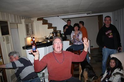 20100116 Wozniak Chili Party-Bears Playoff 036