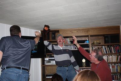 20100116 Wozniak Chili Party-Bears Playoff 034