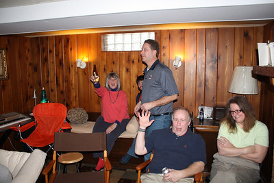 20100116 Wozniak Chili Party-Bears Playoff 039