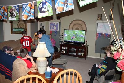 20120205 Super Bowl Party 002