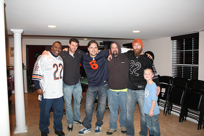 NFL Super Bowl XLVII football Party