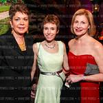 Diane Jones, Meryl Chertoff, Lorraine Wallace. Photo � Tony Powell