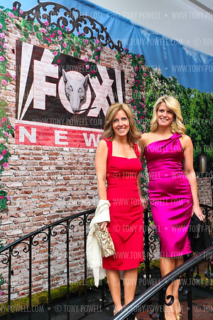Alisyn Camerota, Martha MacCallum. Photo © Tony Powell