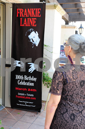 Frankie Lane's 100th Birthday Party