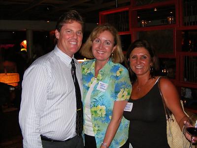 Kirk Elliot, Franci Vittrup Callahan, and Leslie Feducia Louvier