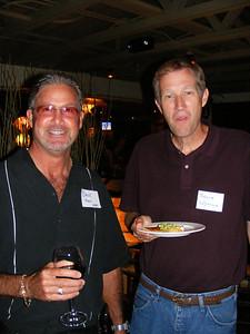 David Knox and Bruce Wyman