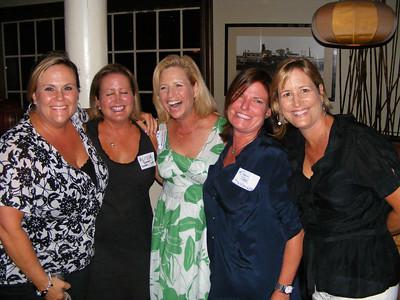 Lea Ward Bobadilla, Alissa Bonner (CDM), Lisa Beckley, Kim Fox Sorenson, Kathy Koll Hancock