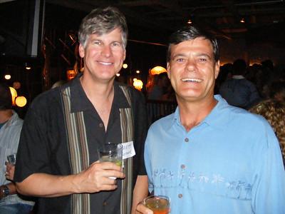 Brett Barnard and Kevin Sorenson
