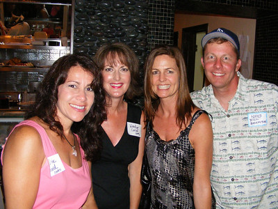 Laurie Howard, Wendy Carson Flammer, Holly Hendrickson Halford, Bill Beamish