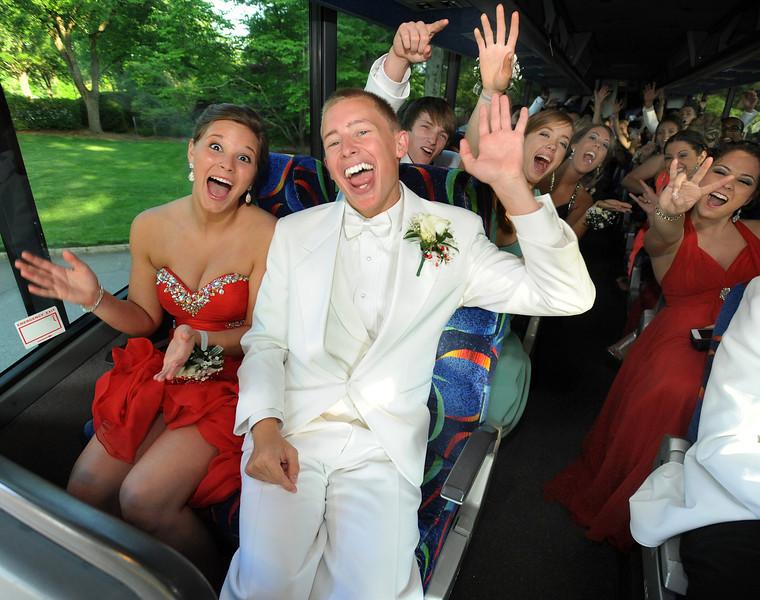 Hillcrest High School celebrates Prom 2012.<br /> GWINN DAVIS PHOTOS<br /> gwinndavis@gmail.com  <br /> (864) 915-0411