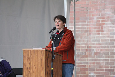 Seattle City Council President Sally Clark