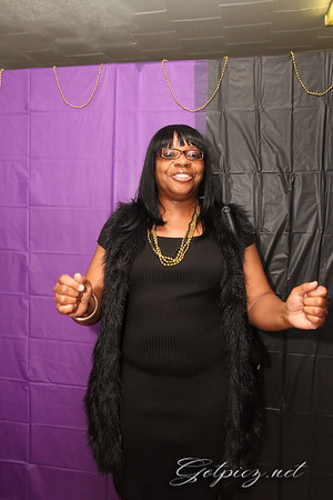 GINA'S 50TH SURPRISE  MASQUERADE
