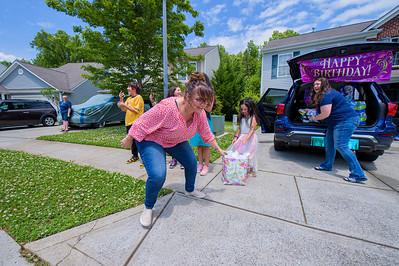 Gabby's 6th Bday Caravan Party 5-22-2020 by Jon Strayhorn