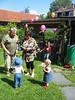 Bubi, Oma Edith, Tim und Juliana