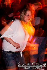 Hot Jams, Lights, Lovers & Lace party at Geno's
