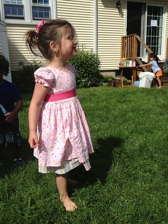 Gianna's Birthday Party