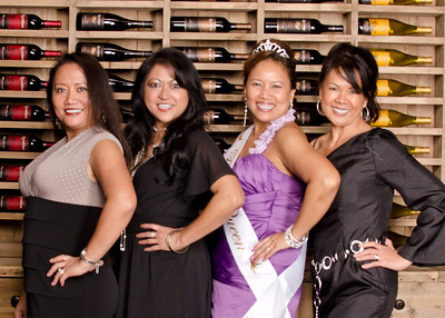 Gina's Prom 12.1.2012 Retouched Portraits