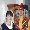 I'm a Dork Costume along with Princess Michele