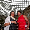 Photo by Tony Powell. Beverly Perry Retirement Party. Kogod Courtyard. June 26, 2013