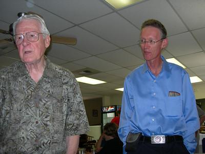 Tom Horton & Bryan Allen.