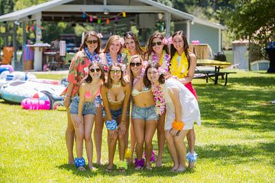 Grad Party Lake 2017
