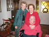 December 23, 2007 - The party in Palo Alto.  My aunt, Freda Wheeler, and my parents.