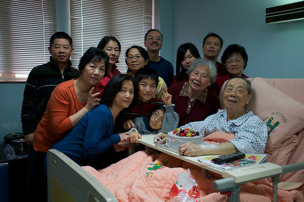 Grandpa Wei's 85th Birthday Party 2013