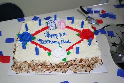 Grandpa's 90th Birthday Party