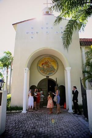 Photography: Greek Orthodox Baby Baptism, Miami, Hollywood, Florida