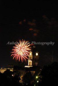 2009 4th of July Fireworks G'wood 018
