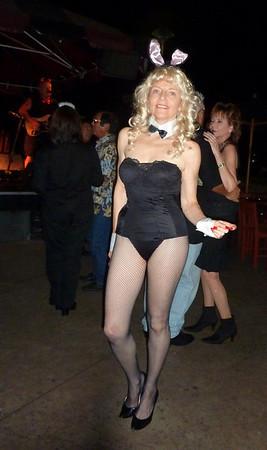 Pat PlayboyBunny 103010 Halloween eve (2)
