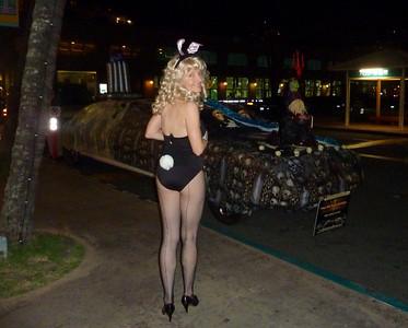 Pat PlayboyBunny 103010 Halloween eve (8)