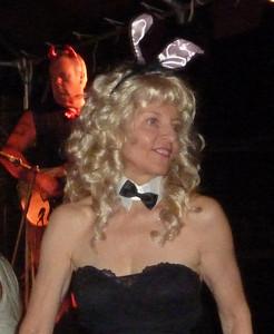 Pat PlayboyBunny 103010 Halloween eve (4)