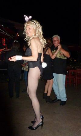 Pat PlayboyBunny 103010 Halloween eve (3)