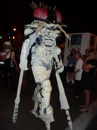 Predator  dntn halloween eve 2010 (1)
