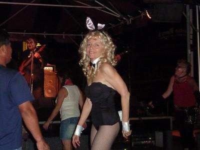 Pat PlayboyBunny 103010 Halloween eve (6)