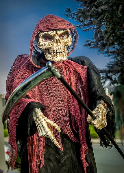 Grim Reaper sez: