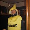 Karen as Mustard.