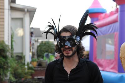 halloween on dunreath 2014