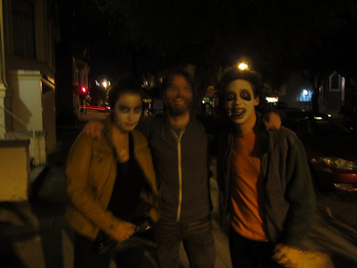 2012.10.26,27,31 Halloween